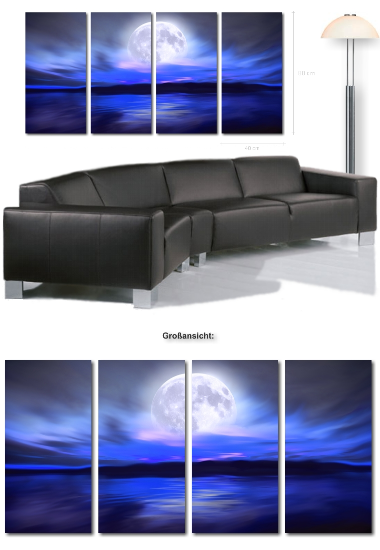 Moderne leinwandbilder 10249 made house decor - Moderne leinwandbilder ...
