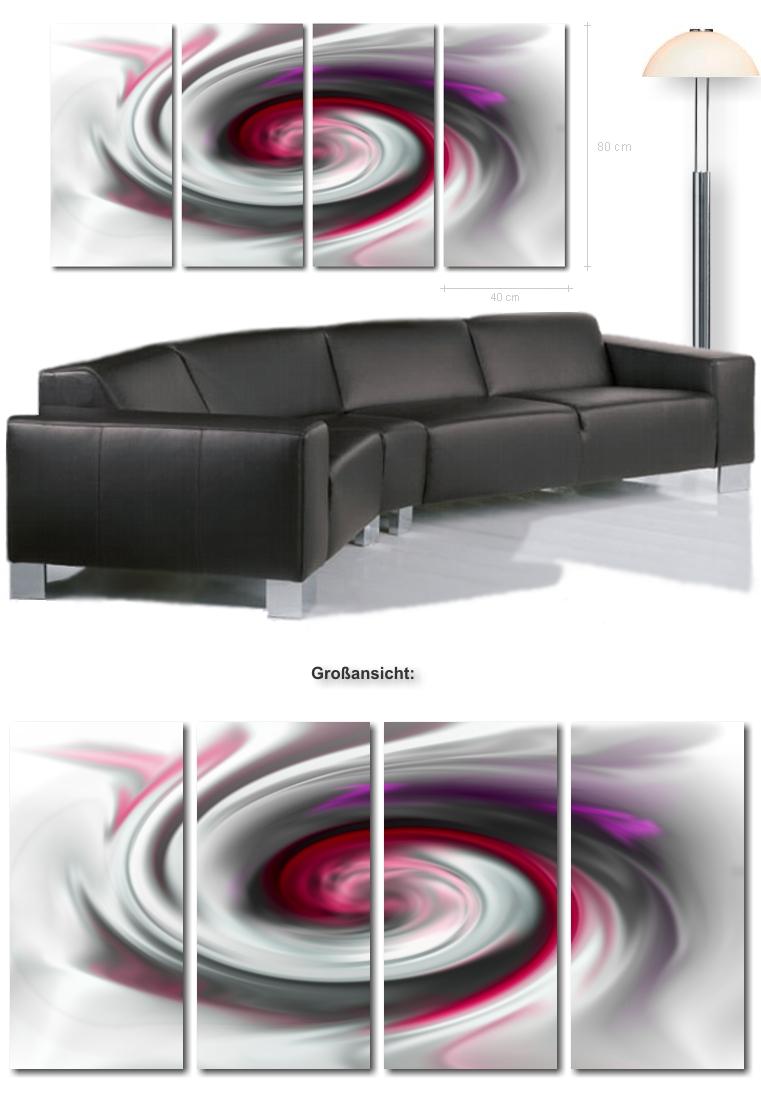 XXL Bilder - Ultra Moderne Keilrahmenbilder, Wandbilder auf Leinwand ...